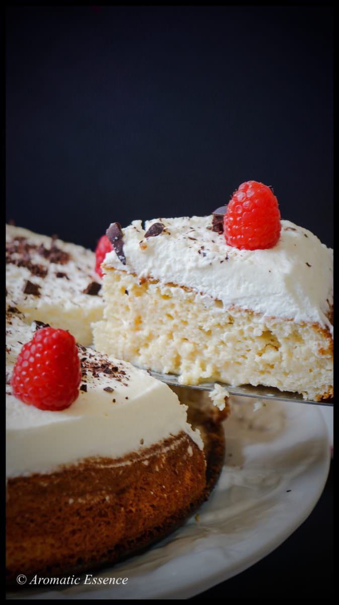 Tres Leches Cake How To Make Tres Leches Cake Aromatic